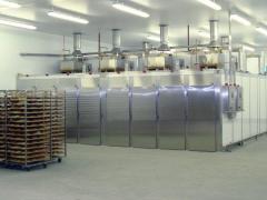8 row cooler